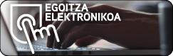 Egoitza elektronikoaren logotipoa